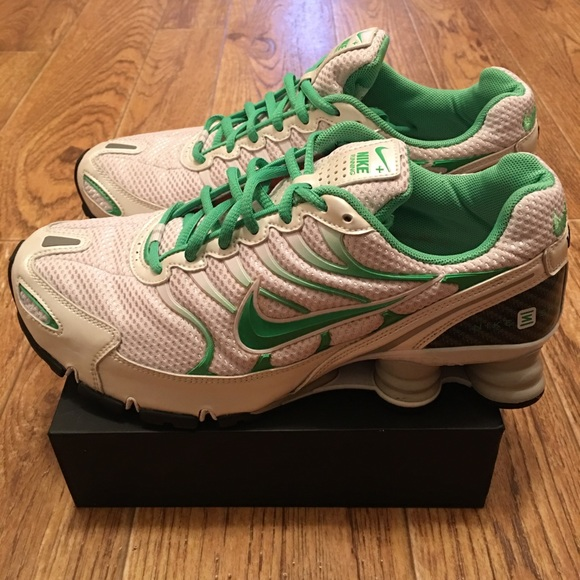 official photos 0abbb 52407 [Nike] ID Shox Women's Running Shoes (used) Sz 8